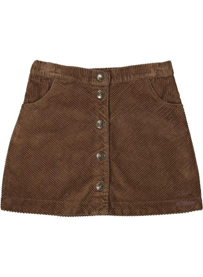 Sabbie skirt - Wood