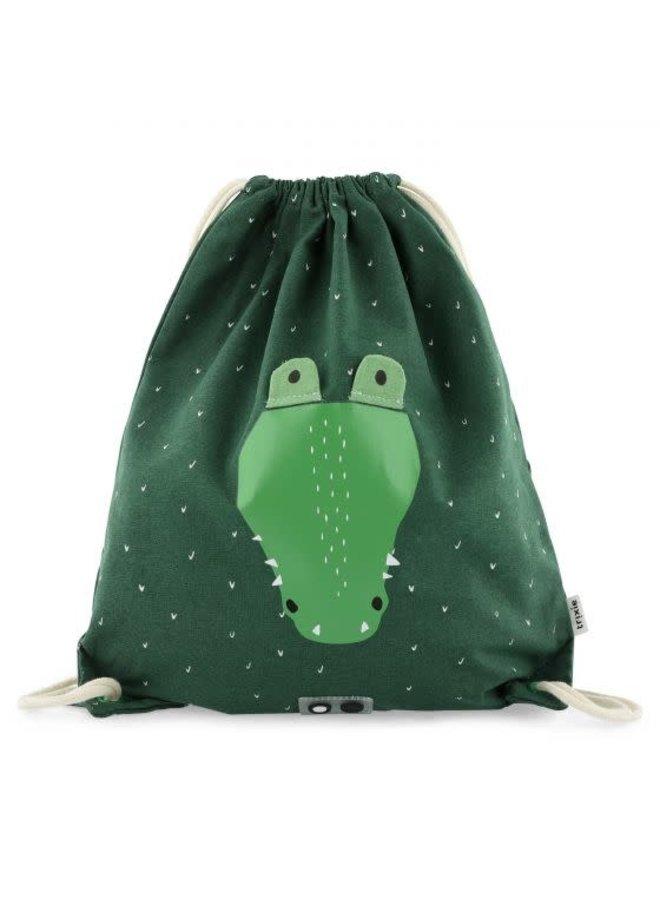 Gym rugzak - Mr. Crocodile
