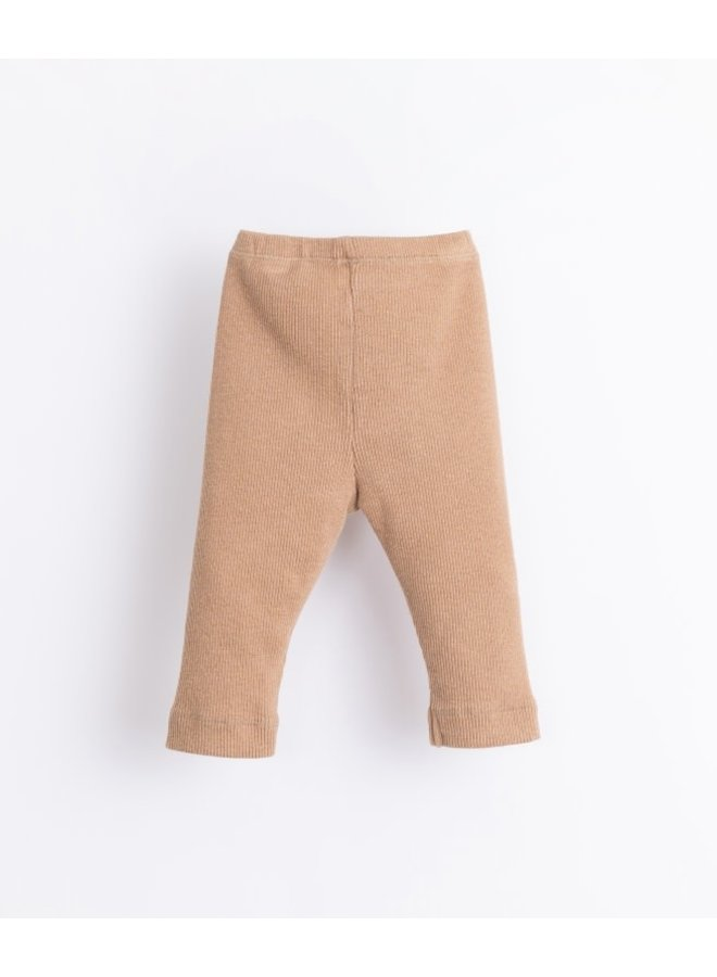 Rib legging - Paper