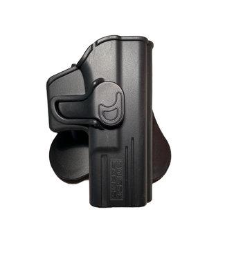 Cybergun Swiss Arms Polymer Holster Glock 19