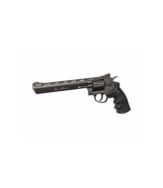 """ASG ASG Dan Wesson 8"""" Black  6 mm"""