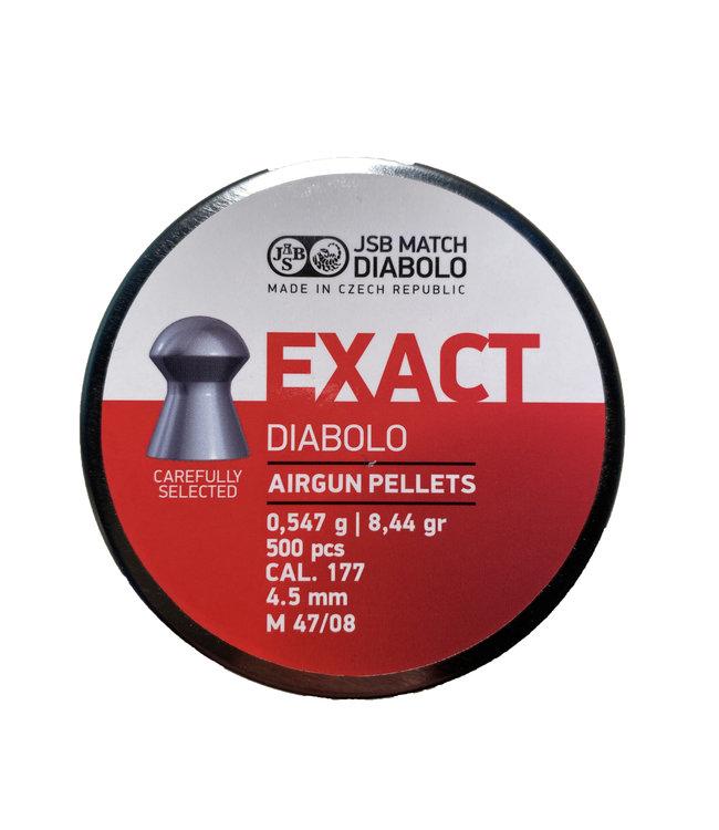 JSB JSB Exact Diabolo 4.52 mm (.177)