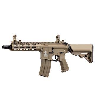 """Lancer Tactical Lancer Tactical LT-32 Hybrid SPC Rail 8"""" KMR TAN"""