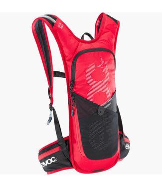 Evoc EVOC I Backpack I CC 3 Race + Hydration Bladder 2 I red