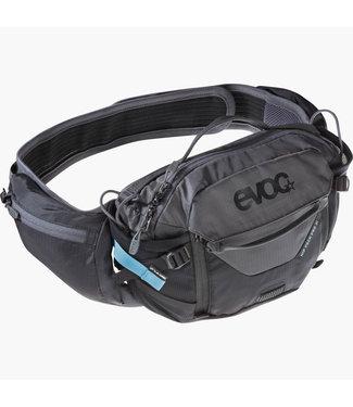 Evoc EVOC I Hip Pack Pro 3 I without Bladder I black - carbon grey
