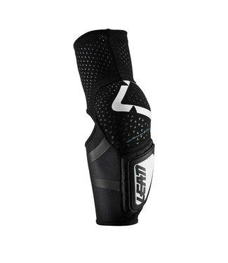 LEATT LEATT I Elbow Guard 3DF Hybrid JNR black white