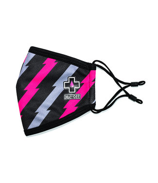 Muc-Off Muc-Off I Face Mask I L I black pink