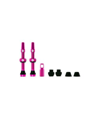Muc-Off Muc-Off Tubeless Valves 44mm pink