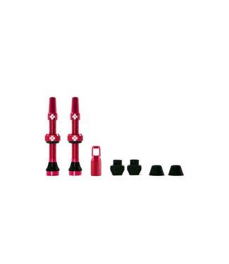 Muc-Off Muc-Off I Tubeless Valves I 44mm red