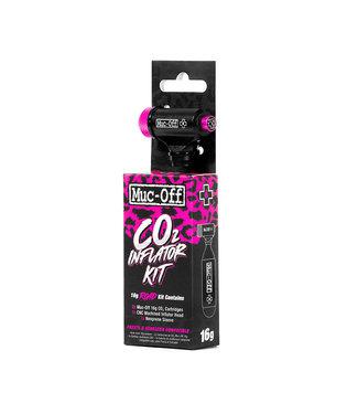 Muc-Off Muc-Off I Co2 Inflator Kit Road I 16g