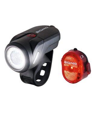 Sigma I Lichtset I Aura 35 USB incl. Nugget 2