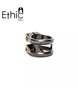 Ethic Ethic I Sylphe Clamp 31.8 I negro cromada