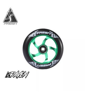 Fasen Fasen I Raven I 110mm I grün