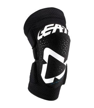 LEATT LEATT I Knee Guard 3DF 5.0 black white Junior