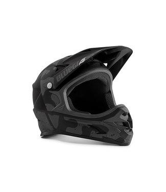 Bluegrass Bluegrass I Helmet I Black Camouflage | M 56/58