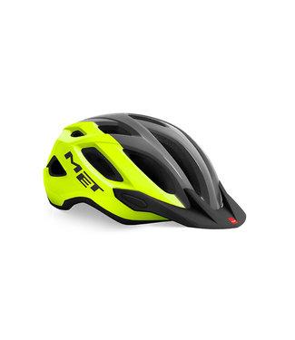 MET Met I Helmet I Crossover I yellow black I XL 60/64