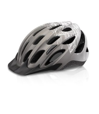XLC Helmet MTB Scratch grey, S/M 53-57