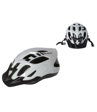 XLC I Helmet I S/M (53-58 cm) - light grey