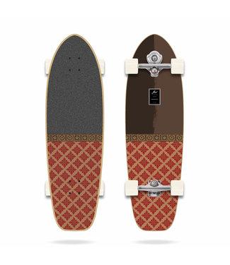 "YOW YOW I Surfskate I Teahupoo 34"" Power Surfing Series"