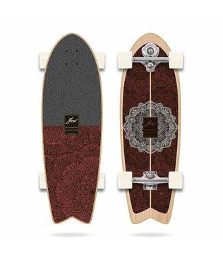 "YOW YOW I Surfskate I Huntington Beach 30"" Power Surfing Series"