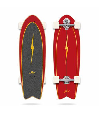 """YOW YOW I Surfskate I Pipe 32"""" Power Surfing Series"""