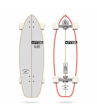 """YOW YOW I Surfskate I Ghost 33.5"""" Pyzel x Yow Surfskate"""