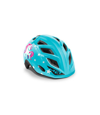 MET MET I Helmet I Elfo blue Unicorn 46-53cm