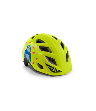 MET MET I Helmet I Elfo lime Monkey 46-53cm