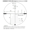 Vortex Vortex Diamondback Tactical 6-24x50 EBR-2C MRAD FFP