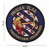 Embleem stof Frisian flag
