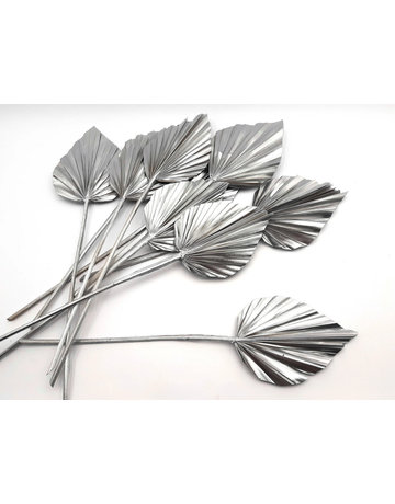 PAMPASKONING PALM SPEARS | SILVER
