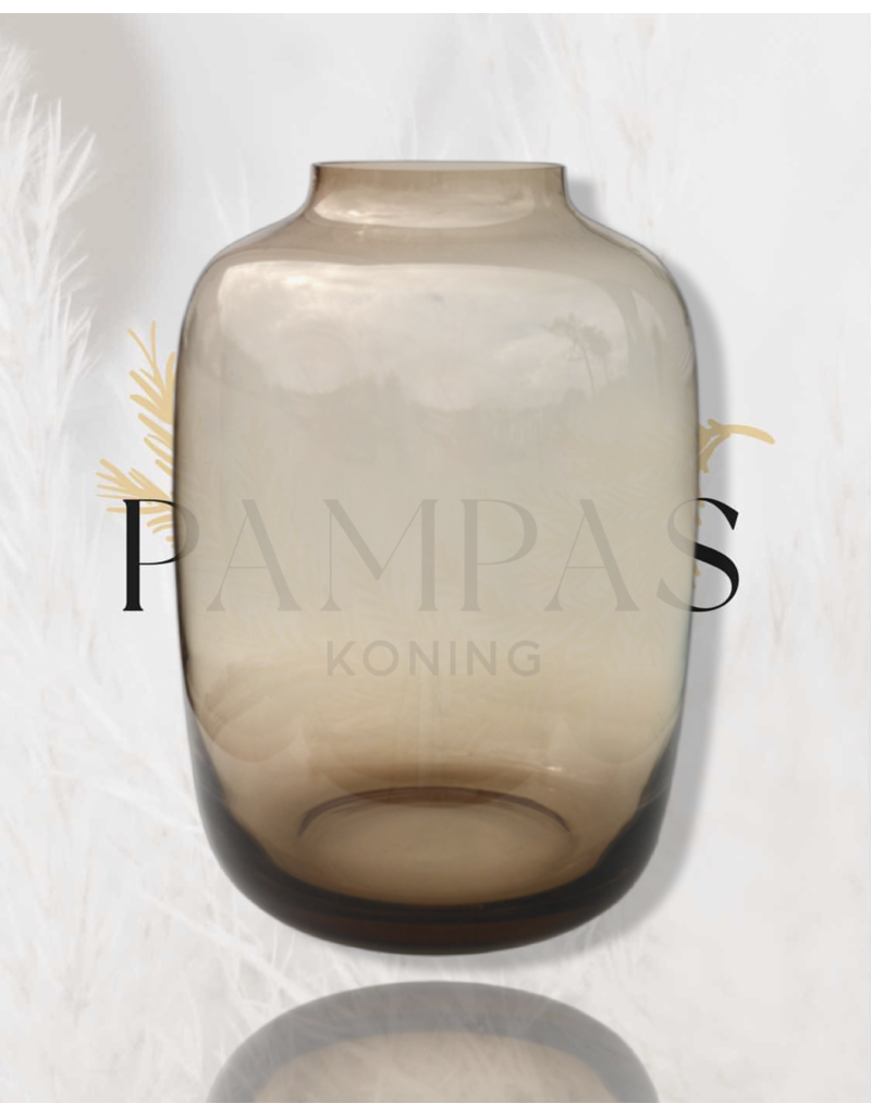 VASE THE WORLD VAAS | ARTIC TOPAZ TAUPE