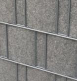 De tijd van dure steenkorven is voorbij...Gaashekken afsluiten tegen inkijk? 3D band van Gipea