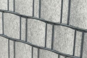 Gipea Easy To Fix Optimal Visibility Protection For Gate & Fence De tijd van dure steenkorven is voorbij...Gaashekken afsluiten tegen inkijk? 3D band van Gipea