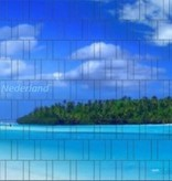 Gipea Easy To Fix Optimal Visibility Protection For Gate & Fence Gipea Easy Fix ( PANORAMA BEACH) 3 panelen