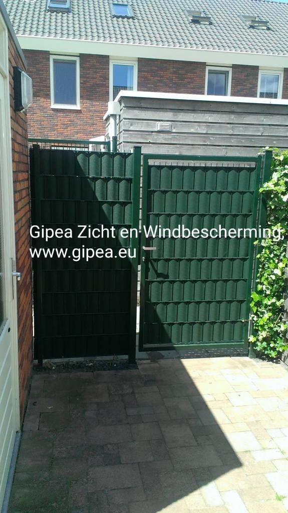 Gipea Gipea Ekoband voor schutting en tuinpoorten, klik op pijltje voor uw kleur