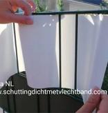 Gipea Ekoband voor schutting en tuinpoorten, klik op pijltje voor uw kleur