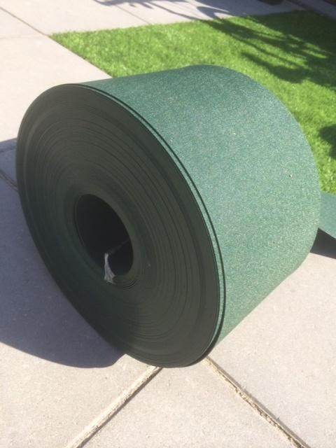 19 cm Ekoband per meter  geleverd op rol.  5 RAL kkleuren