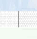Gipea Gipea Easy Fix ( reclameband ) 2 panelen