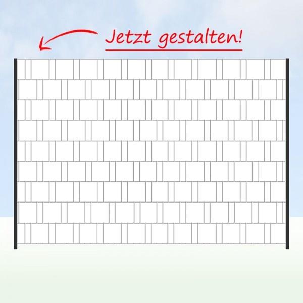 Gipea Easy Fix ( EIGEN ONTWERP ) 1 paneel