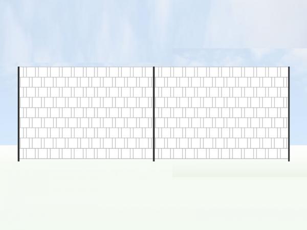 Gipea Easy Fix ( EIGEN ONTWERP ) 2 panelen