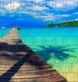 Gipea Easy Fix ( PANORAMA) 3 panelen / Karibik