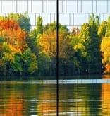 Gipea Easy Fix ( PANORAMA ) 2 panelen Bos herfst