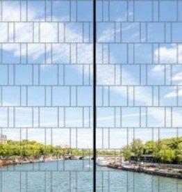 Gipea Easy To Fix Optimal Visibility Protection For Gate & Fence Gipea Easy Fix ( PANORAMA ) 2 panelen Eiffeltoren