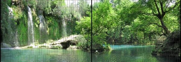 Gipea Easy Fix ( PANORAMA ) 2 panelen Grotten