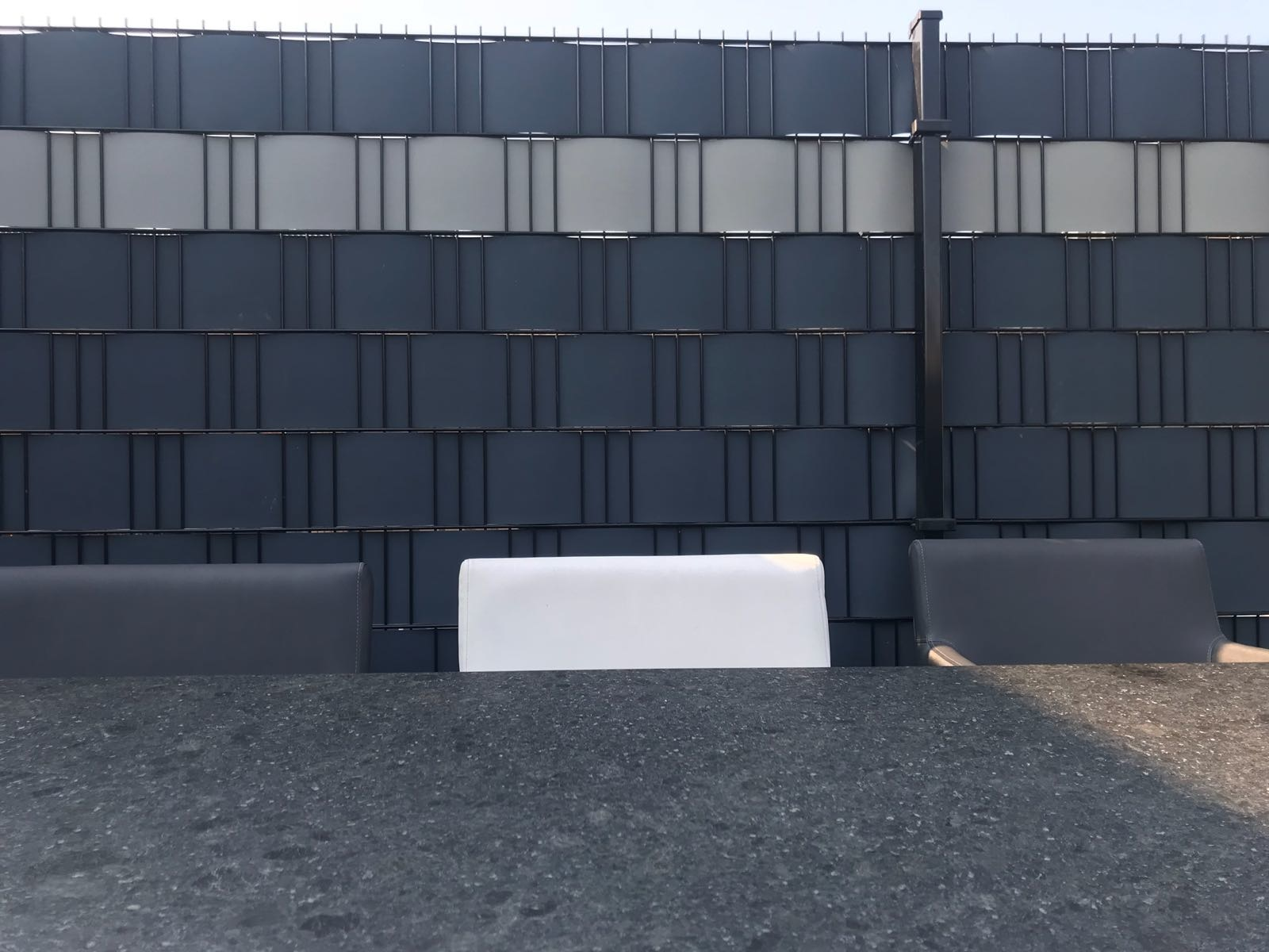 Gipea Gipea Easy to fix Vlechtband 10 x 2525 cm (FENCE) + 20 montageklemmen