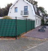 Gipea Easy To Fix Optimal Visibility Protection For Gate & Fence Gipea Easy to fix Vlechtband 10 x 2525 cm (FENCE) + 20 montageklemmen