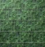 Gipea Tuinpoort dicht met 3-d band 10 meter plus 20 klemmen Bladmotief
