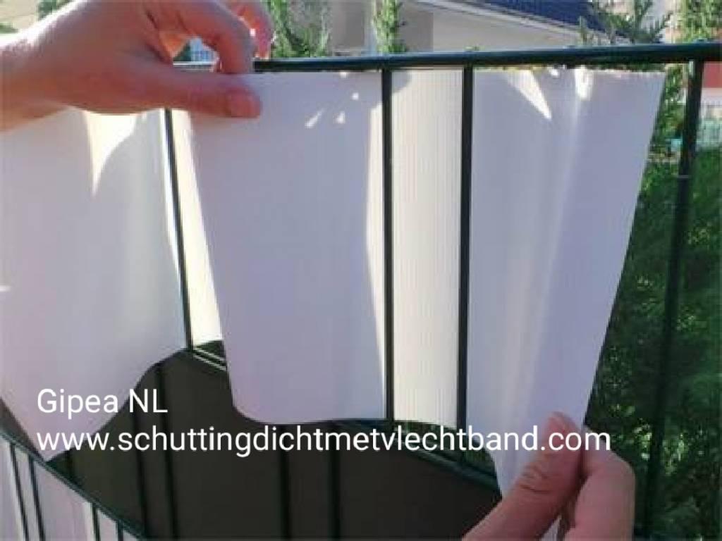 Gipea Easy to fix Vlechtband (GATE 135 )+ 20 montageklemmen - Copy