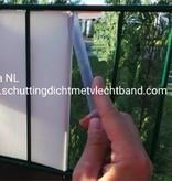 Gipea Easy to fix Vlechtband (GATE)  (XL) + 20 montageklemmen - Copy